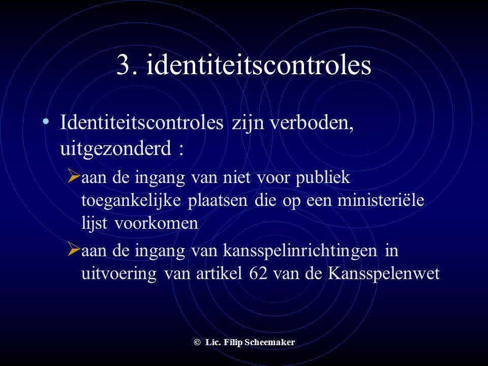 3. identiteitscontroles