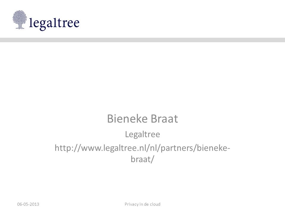 Bieneke Braat Legaltree