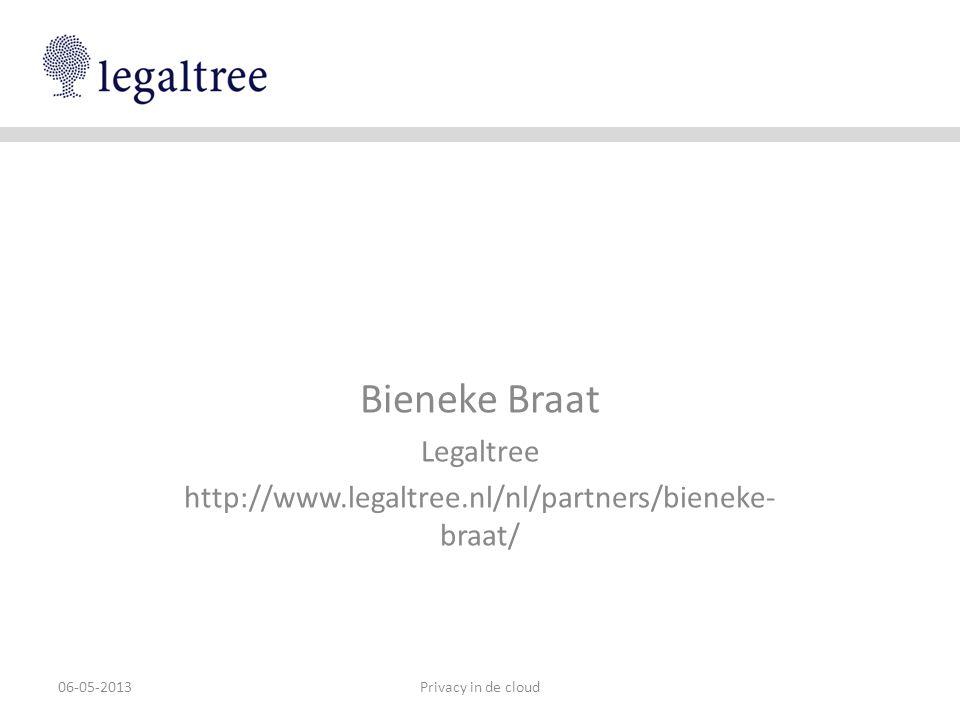 Bieneke Braat Legaltree