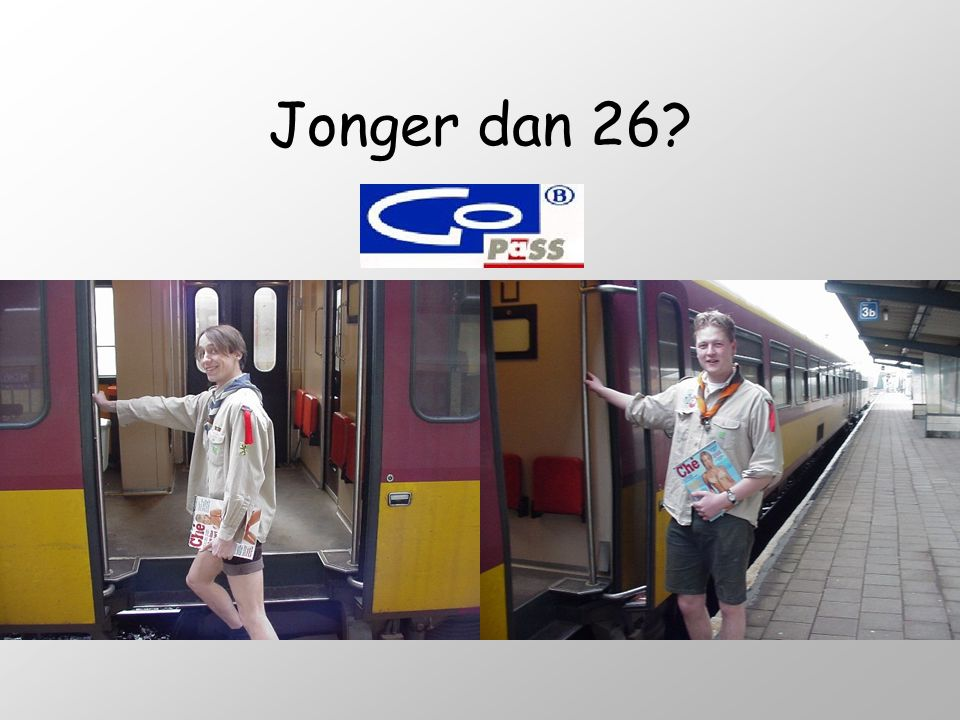 Jonger dan 26