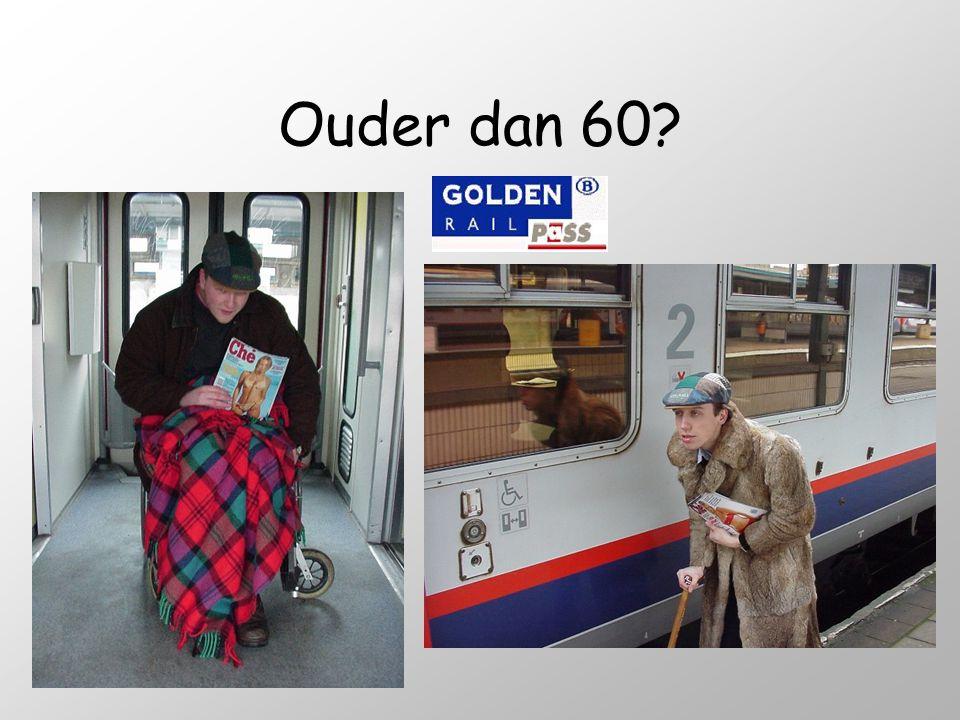 Ouder dan 60