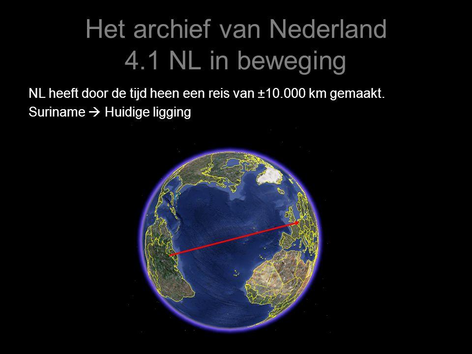 Het archief van Nederland 4.1 NL in beweging