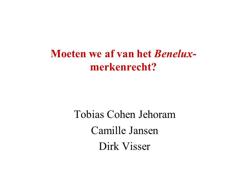 Moeten we af van het Benelux-merkenrecht
