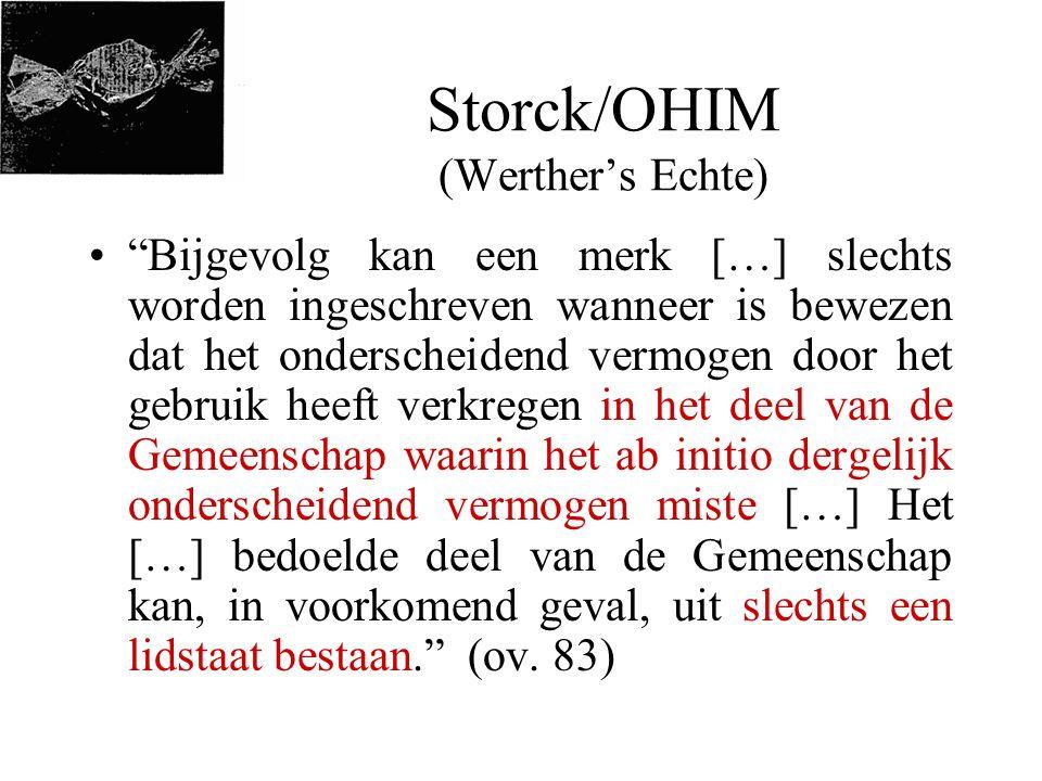 Storck/OHIM (Werther's Echte)