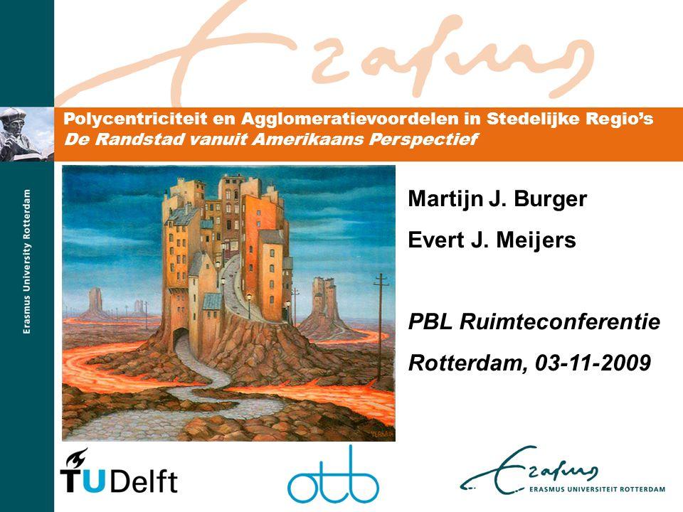 PBL Ruimteconferentie Rotterdam, 03-11-2009