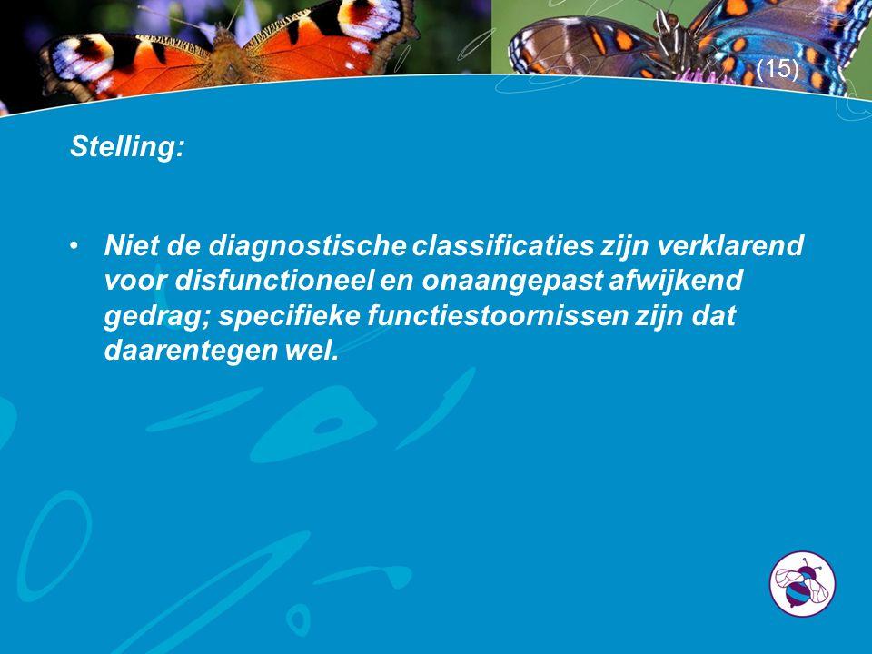 (15) Stelling: