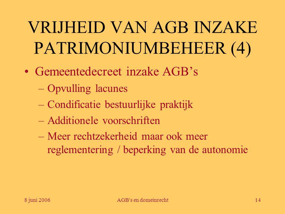 VRIJHEID VAN AGB INZAKE PATRIMONIUMBEHEER (4)