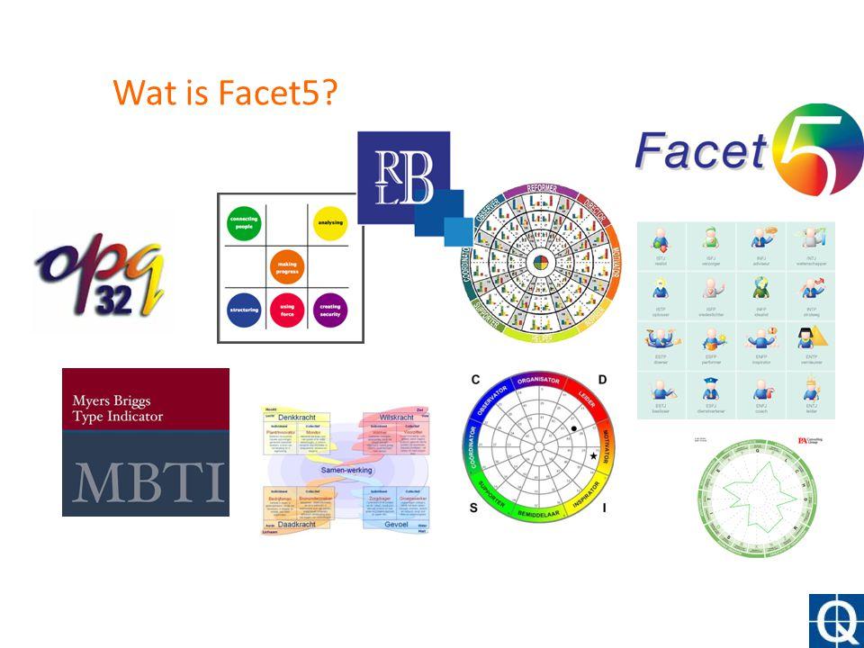 Wat is Facet5