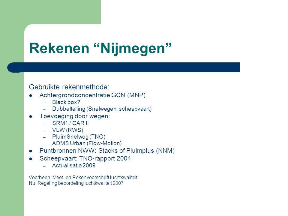 Rekenen Nijmegen Gebruikte rekenmethode:
