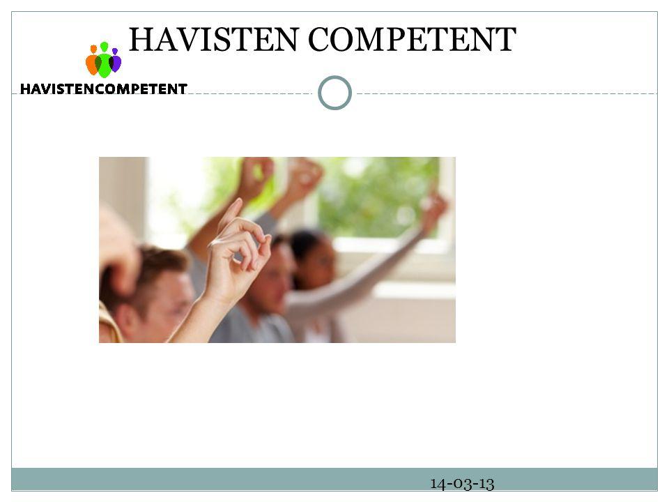HAVISTEN COMPETENT 14-03-13