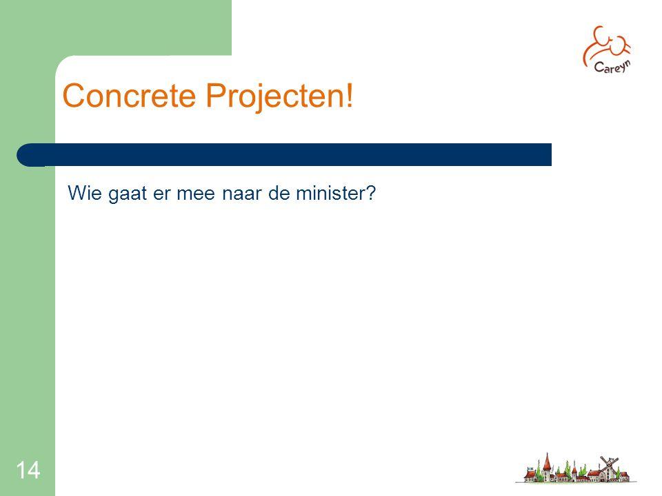 Concrete Projecten! Wie gaat er mee naar de minister 14