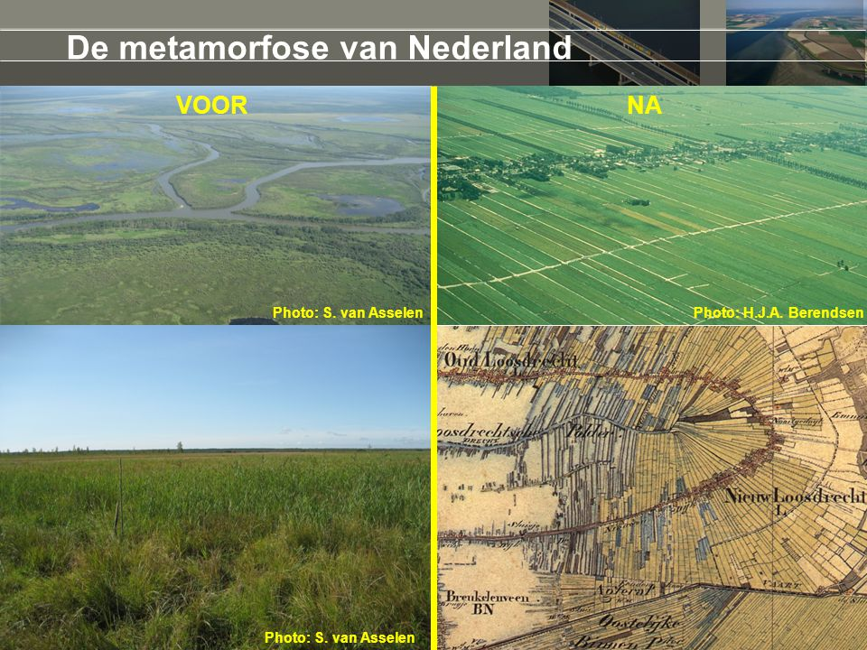 De metamorfose van Nederland