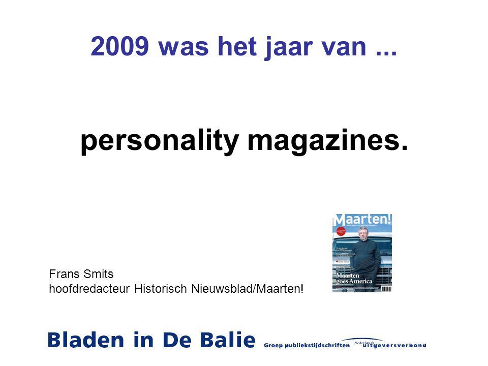personality magazines.