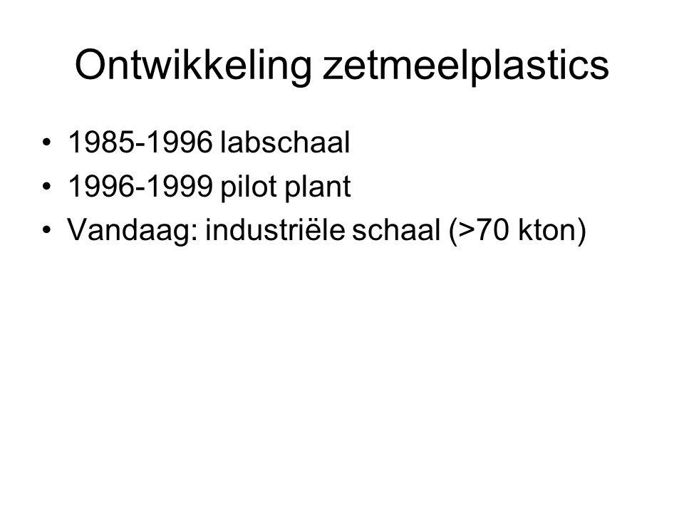 Ontwikkeling zetmeelplastics