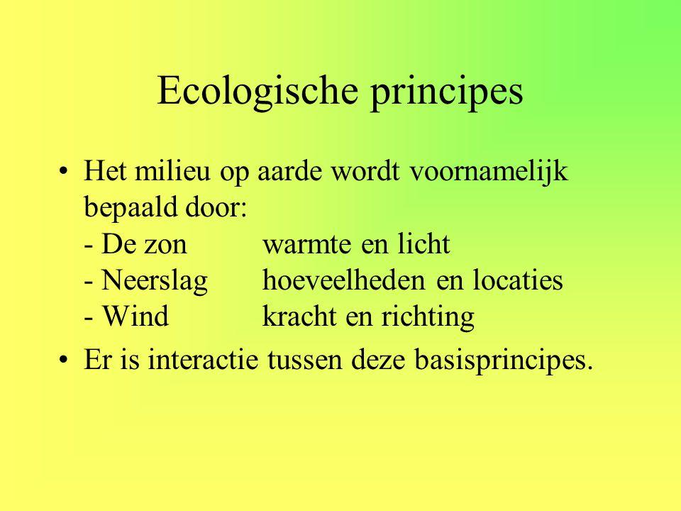 Ecologische principes