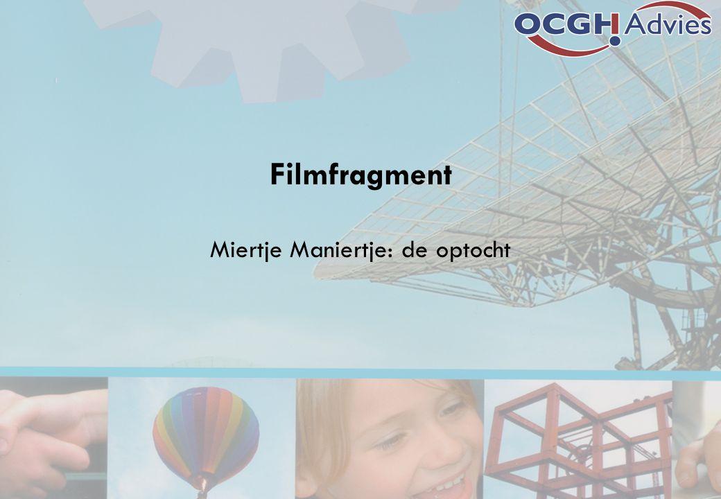 Filmfragment Miertje Maniertje: de optocht