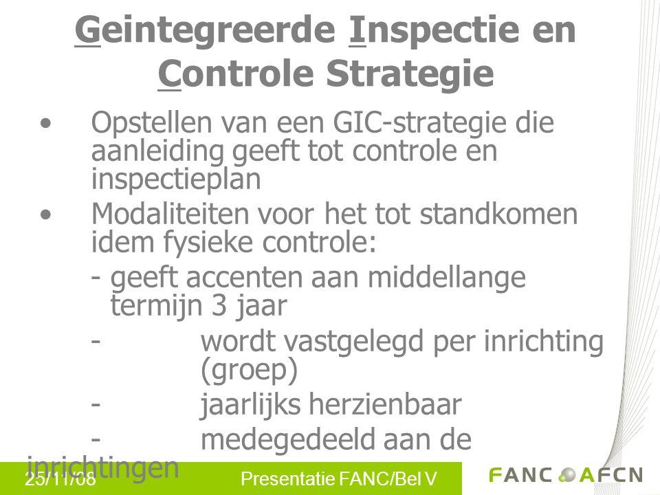 Geintegreerde Inspectie en Controle Strategie