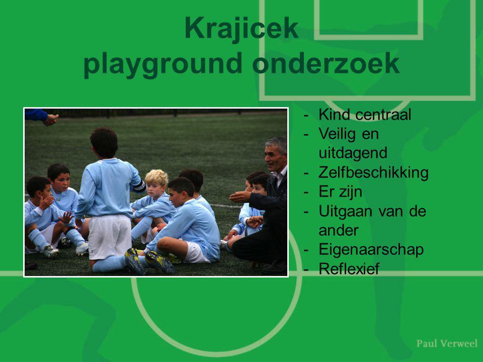 Krajicek playground onderzoek