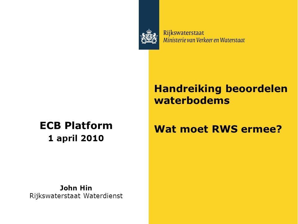 Rijkswaterstaat Waterdienst