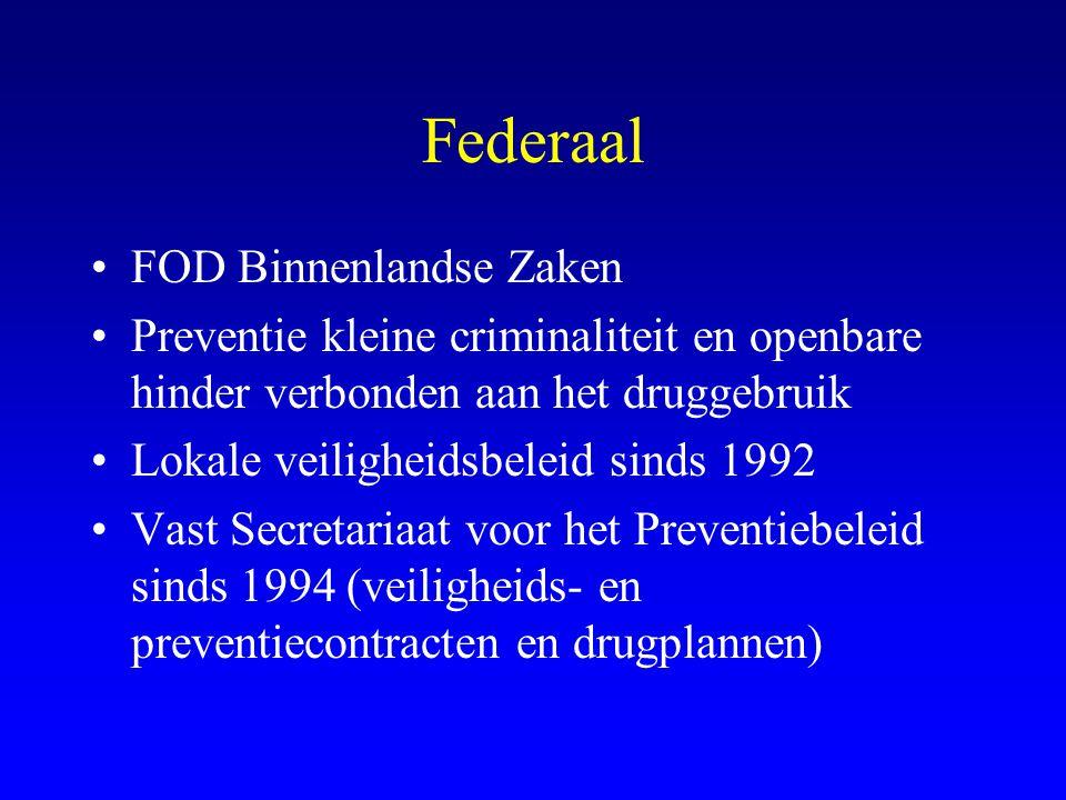 Federaal FOD Binnenlandse Zaken