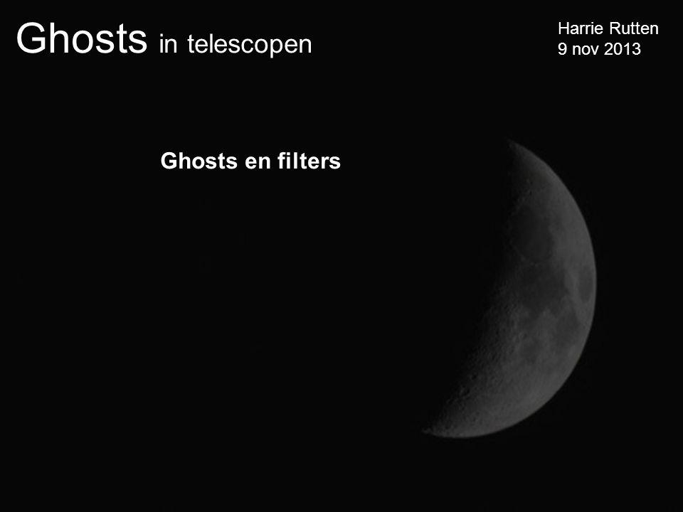 Ghosts en filters