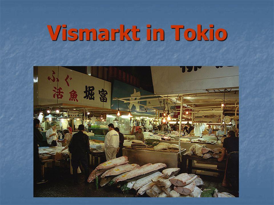 Vismarkt in Tokio