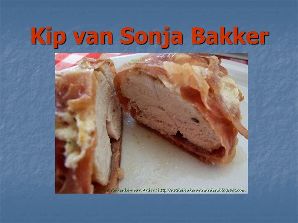 Kip van Sonja Bakker