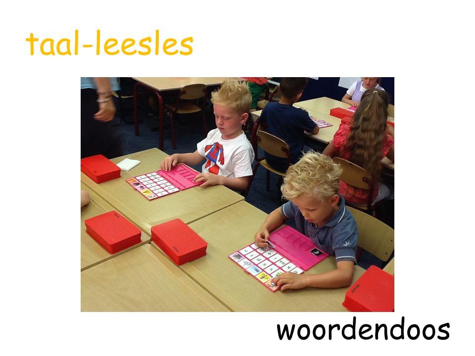 taal-leesles woordendoos