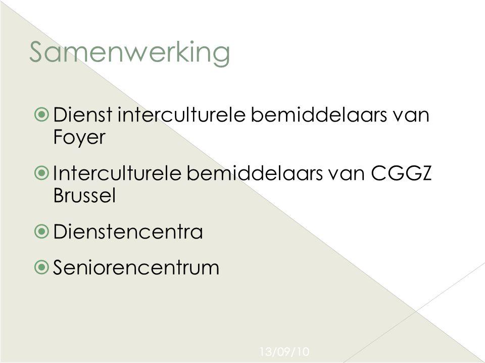 Samenwerking Dienst interculturele bemiddelaars van Foyer