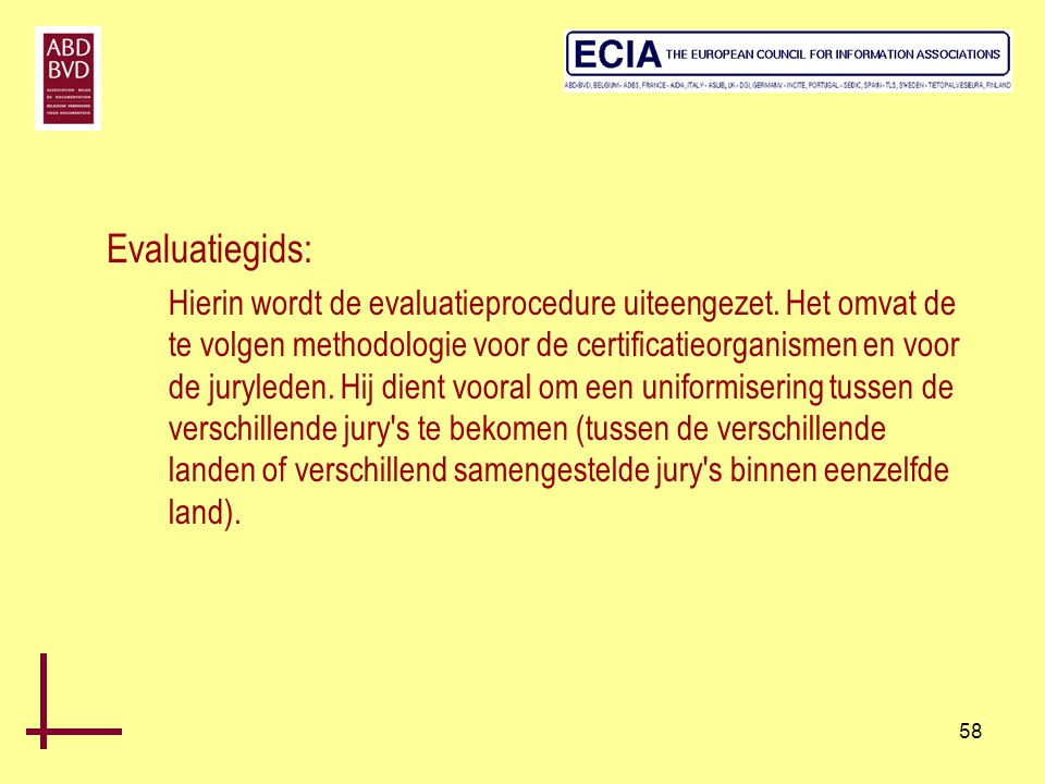 Evaluatiegids: