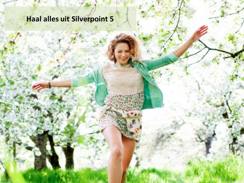 Haal alles uit Silverpoint 5