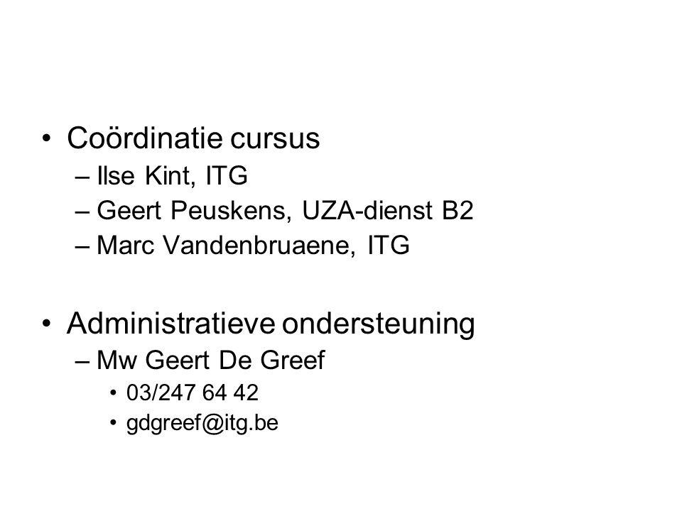 Administratieve ondersteuning