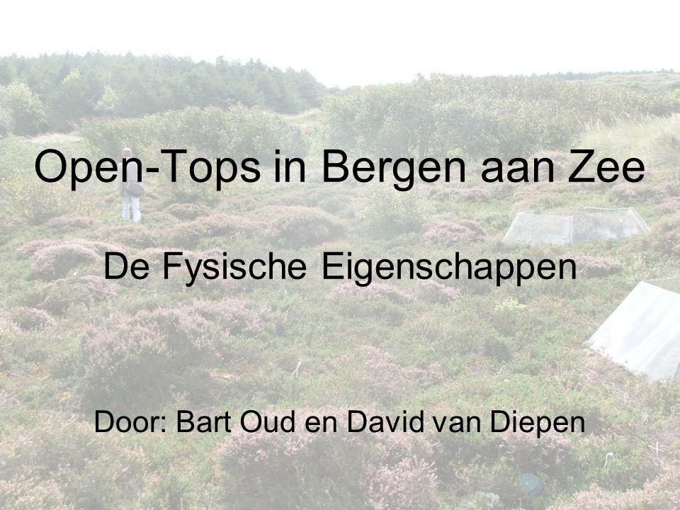 Open-Tops in Bergen aan Zee De Fysische Eigenschappen