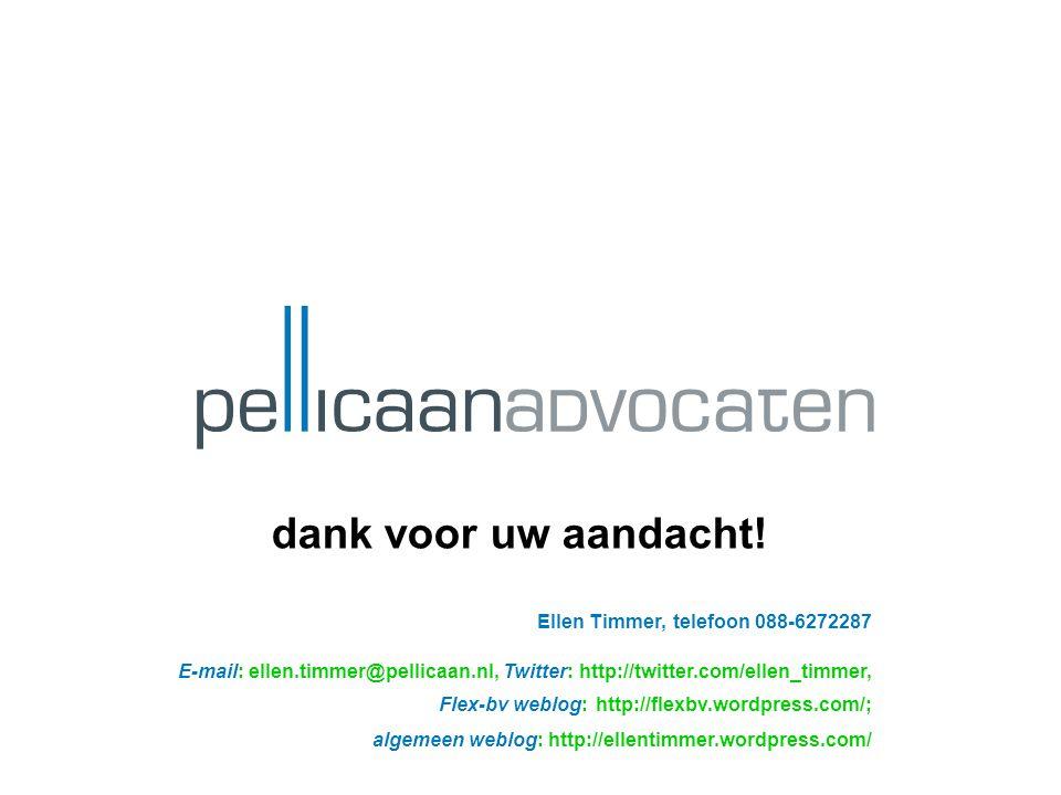 Pellicaan Advocaten | Compliance Platform 24 februari 2013