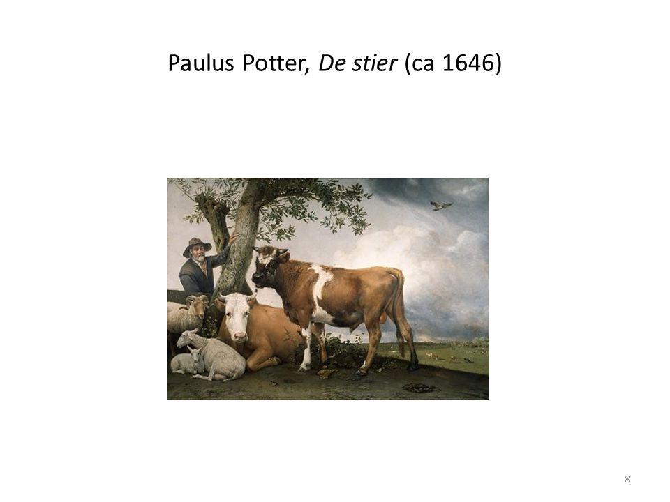 Paulus Potter, De stier (ca 1646)