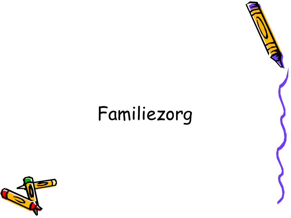 Familiezorg