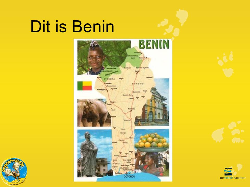 Dit is Benin