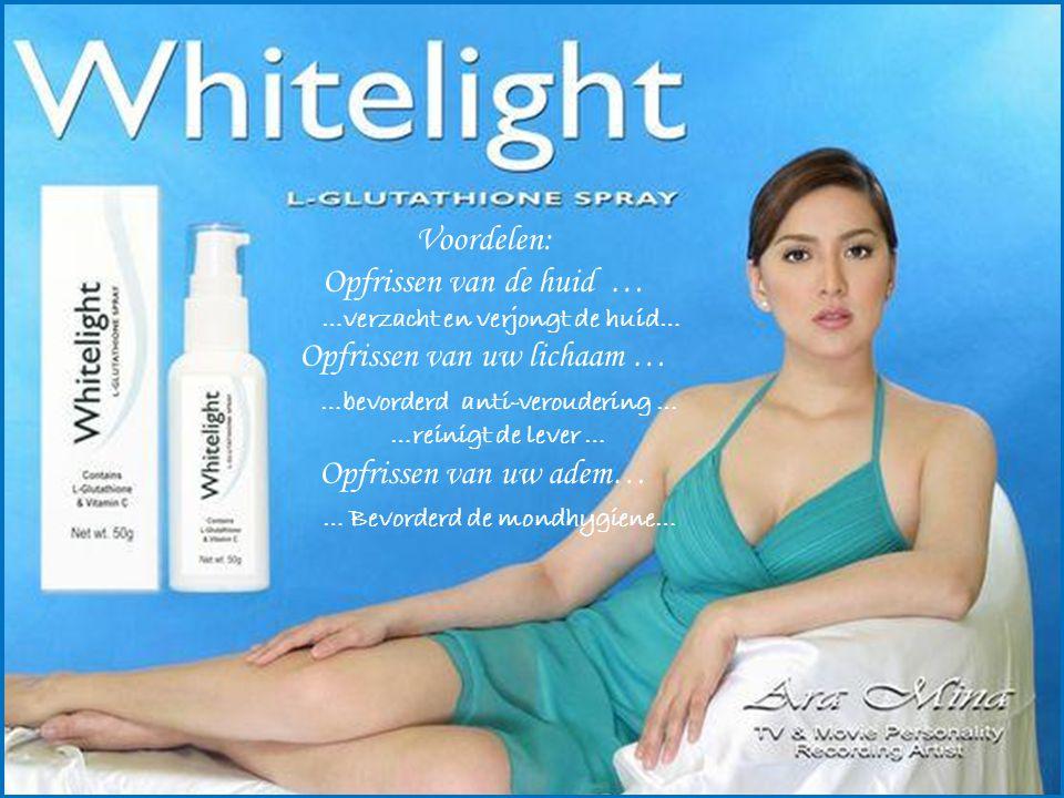 …verzacht en verjongt de huid… … Bevorderd de mondhygiene…