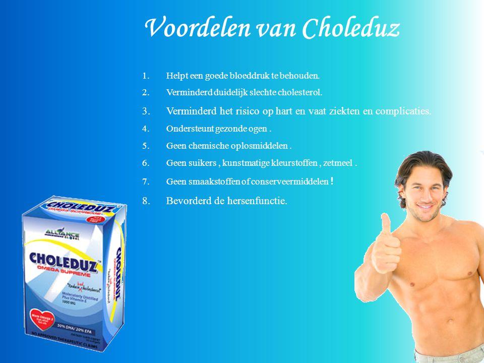 Voordelen van Choleduz