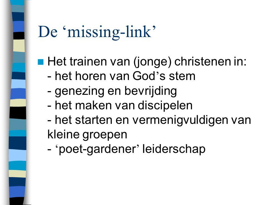 De 'missing-link'