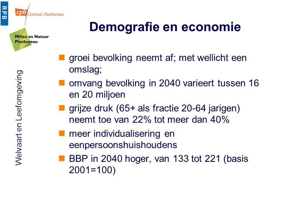 Demografie en economie