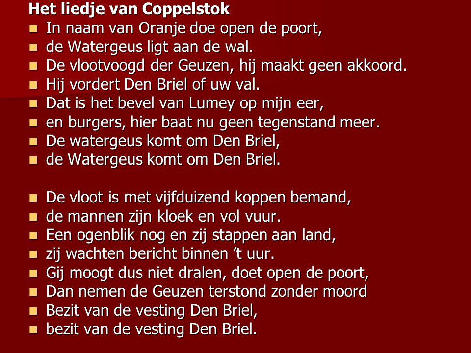Het liedje van Coppelstok