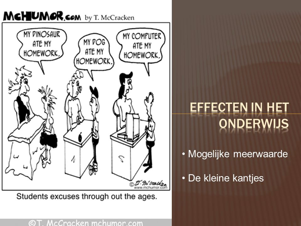 effecten in het onderwijs