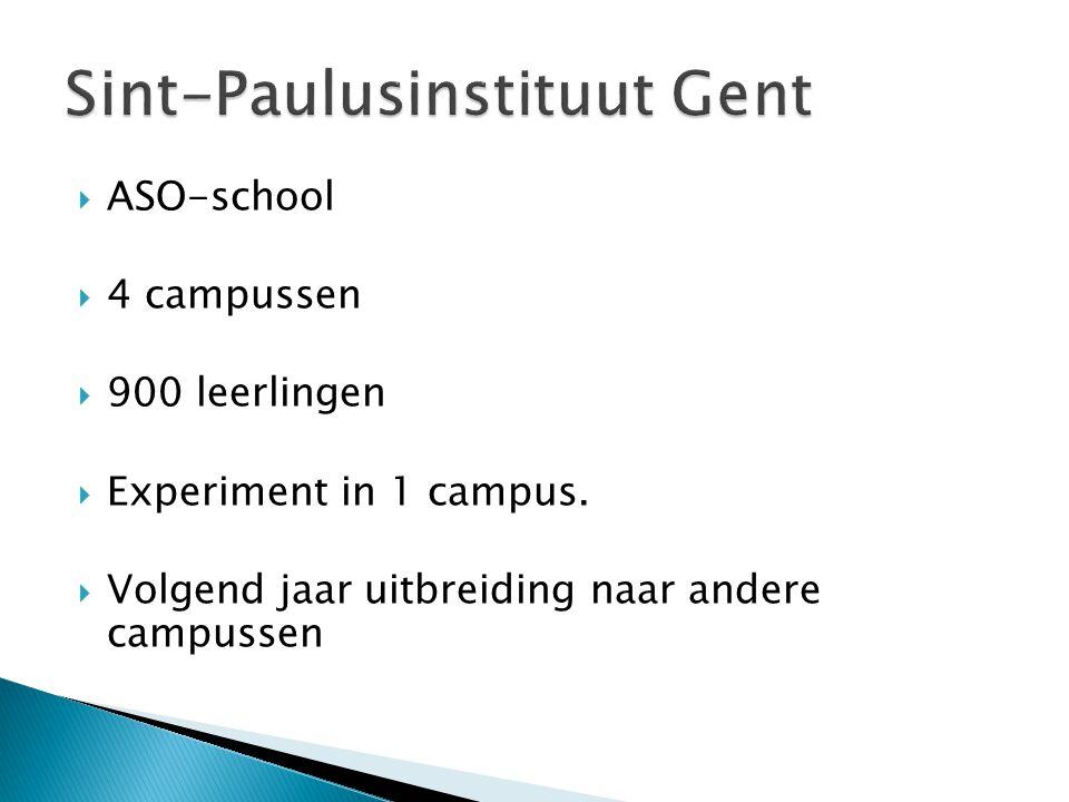 Sint-Paulusinstituut Gent