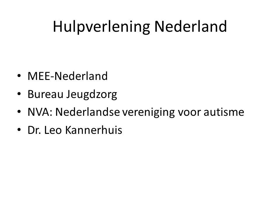Hulpverlening Nederland