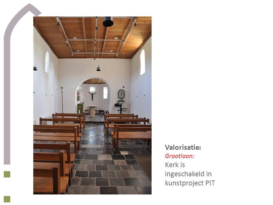 Kerk is ingeschakeld in kunstproject PIT
