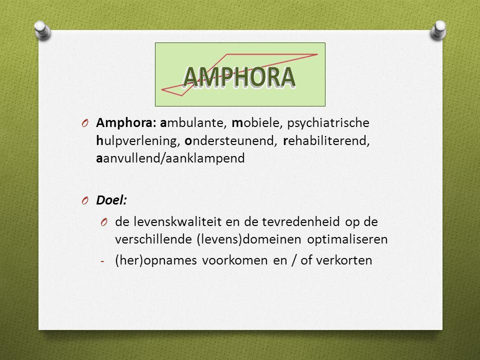 Amphora: ambulante, mobiele, psychiatrische hulpverlening, ondersteunend, rehabiliterend, aanvullend/aanklampend