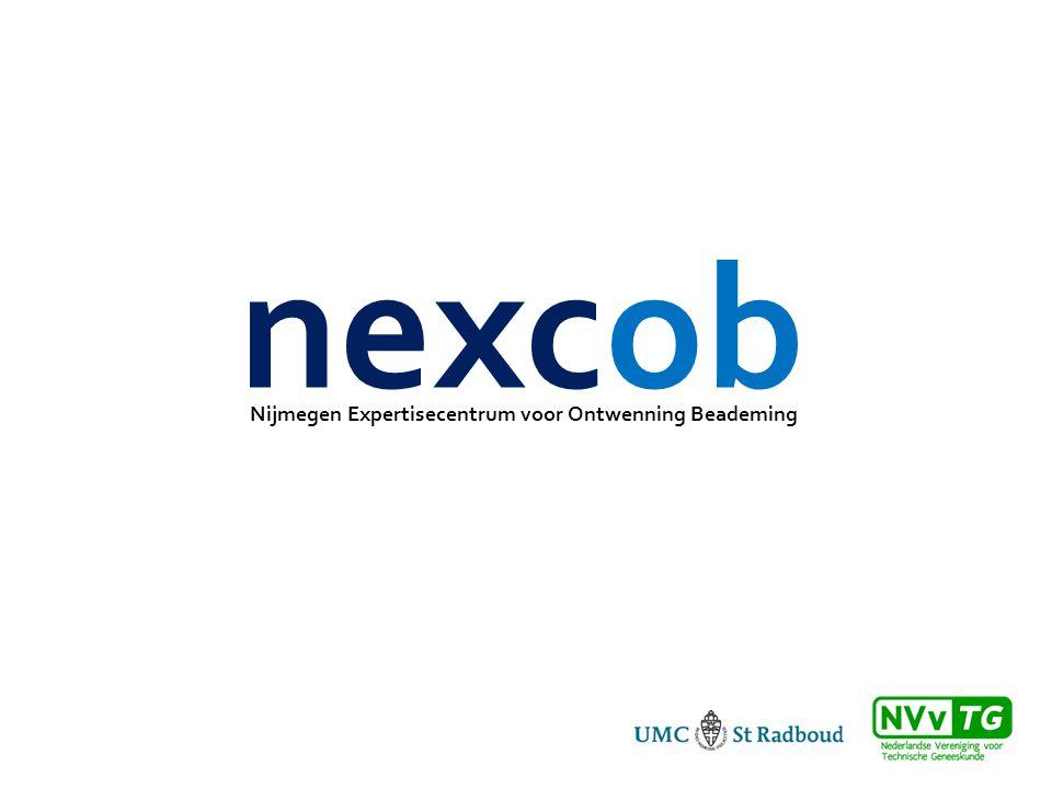 nexcob Nijmegen Expertisecentrum voor Ontwenning Beademing