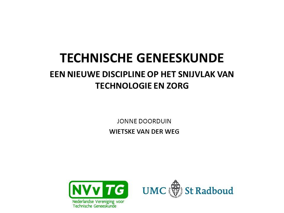Technische Geneeskunde