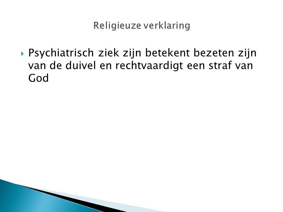Religieuze verklaring